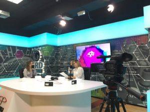 Visita al programa Solo Buenas Noticias